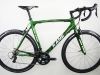 722 Jack Kane Bikes electric green crystals _ complete bike