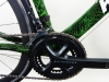 722 Jack Kane Bikes electric green crystals _ crank