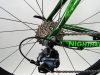 722 Jack Kane Bikes electric green crystals _ ultegra derailleur