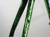 772 Jack Kane Bike electric green crystal _ fork blade