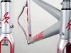 783 carbon aluminum frame _ head tube