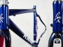 For Sale: Metallic Blue & Pink K Team Carbon SL