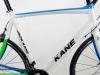 792 custom bicycle _ white bike