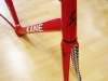 Battle Axe Alabama Crimson Bicycle _ head tube