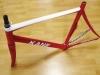 Battle Axe Alabama Crimson Bicycle _ helmet