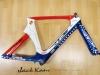 RTS Carbon Custom Military Bike _ kane bicycles