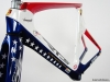 RTS Carbon Custom Military Bike _ stars blue