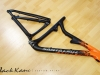 santa cruz bronson cc custom paint _ kane bicycles