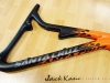 santa cruz bronson cc custom paint _ kane bikes