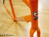 De Rosa Planet custom _ bicycle headbadge