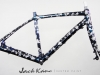 Trek Domane Disc Custom Paint _ jack kane bikes