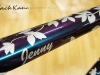 Trek Domane Disc Custom Paint _ purple blue