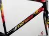 Cannondale Evo Super Six Custom Paint _ close frame