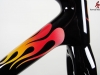 Cannondale Evo Super Six Custom Paint _ down tube