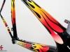 Cannondale Evo Super Six Custom Paint _ flames
