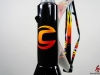 Cannondale Evo Super Six Custom Paint _ head tube
