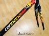 Cannondale Evo Super Six Custom Paint _ race bicycle