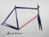 custom painted gunnar steel bike _ kane bicycles