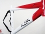 Klein Pulse II - Red, White, Black