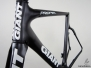 Giant Propel - Matte black and white