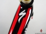 Specialized Roubaix SL4 - Black, Red, White