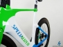 Specialized Shiv - White, Blue, Green