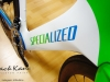 specialized shiv custom paint _ white green