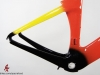 custom painted specialized shiv _ rear triangle