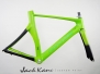 Cannondale Slice - Matte Green and Black