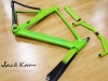 Cannondale Slice custom paint _ aero bars seat post