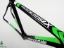 Cannondale Supersix - Green, White, Black