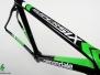 Cannondale Supersix - Green, White, Black