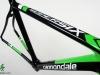 Cannondale Supersix paint job _ green machine