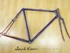 vintage trek steel custom paint _ jack kane bikes